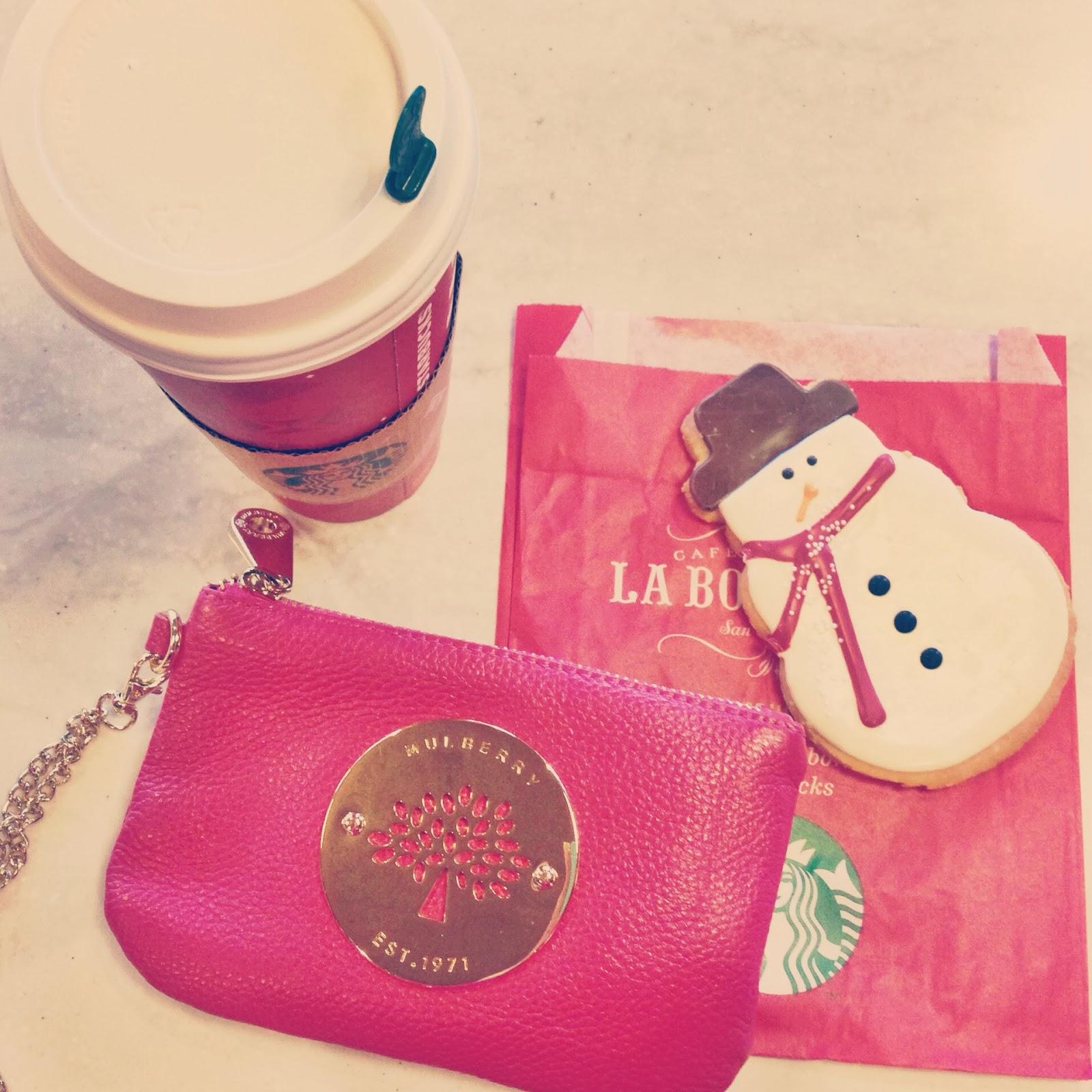 Lily Pulitzer Starbucks Christmas 2013 Bowtiful Life