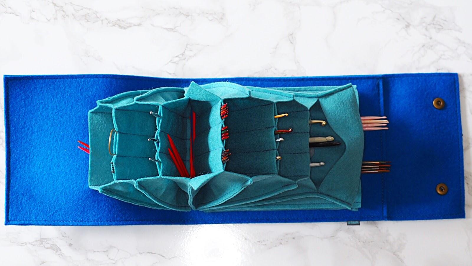 Nadelspieltasche von Bodolina