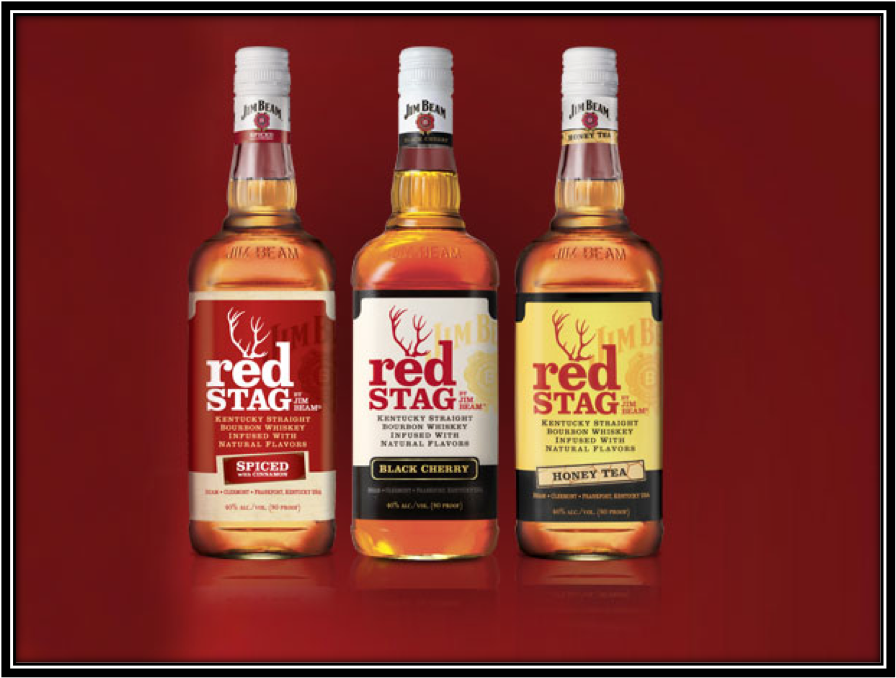 Best Shot Whisky Reviews Jim Beam Red Stag
