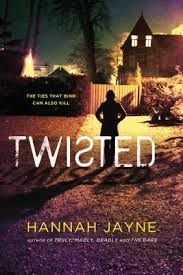 Twisted by Hannah Jayne || Cover Love