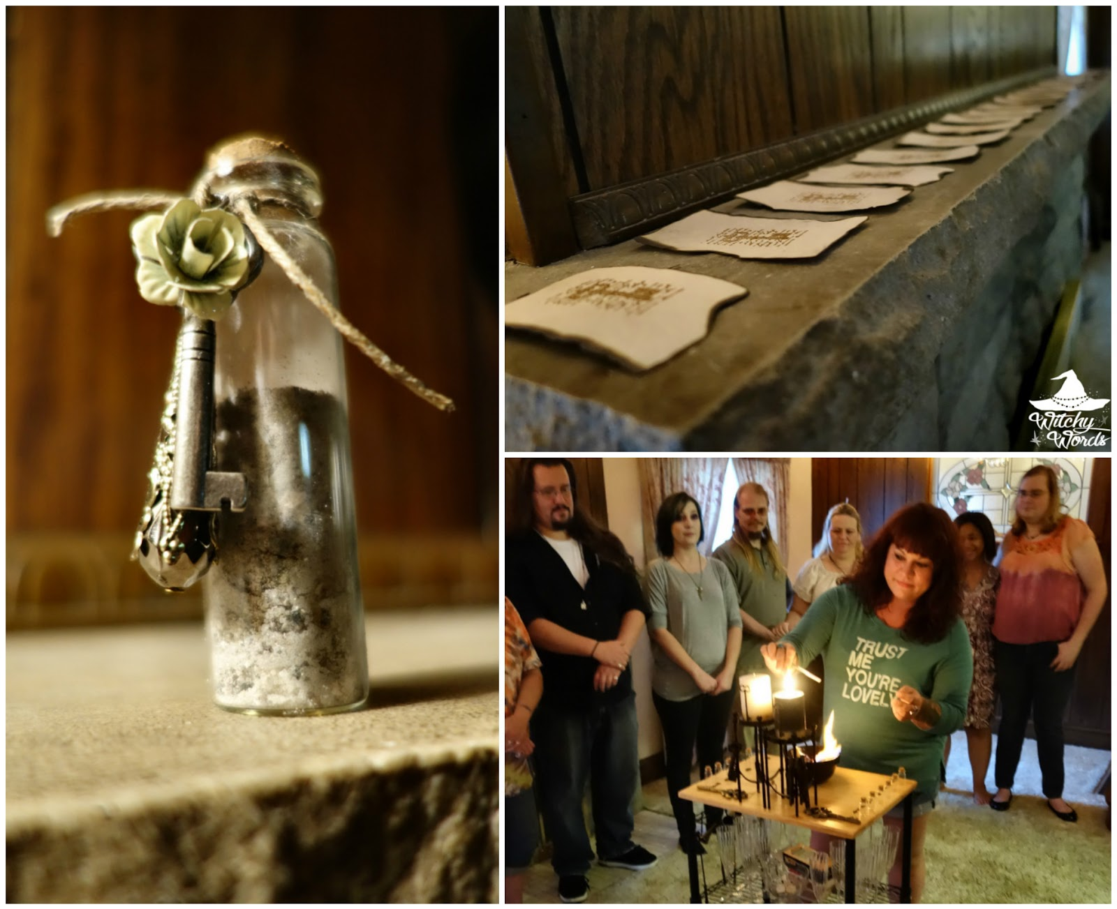 Witchy Words: House Cleansing Ritual 2015