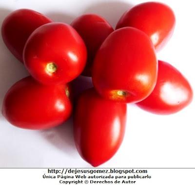 Foto de tomates rojos por Jesus Gómez