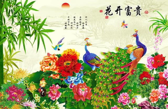 Tranh Phong cảnh miễn phí.