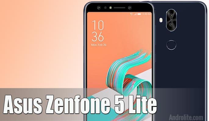 Asus Zenfone 5 Lite Harga dan Spesifikasi