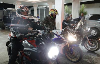 Gubernur Ridho: Jadikan Lampung Surga Touring Bikers Indonesia