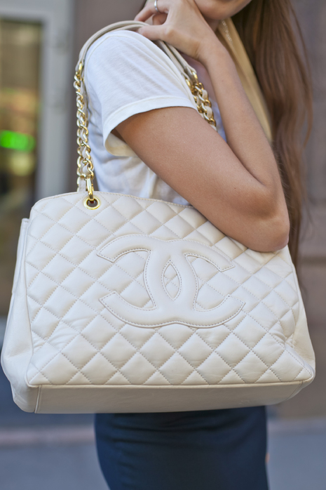 4abd97329ca9 Chanel White Purses | Stanford Center for Opportunity Policy in ...