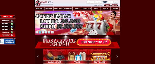 REVIEW LINK ALTERNATIF RESMI SITUS JUDI ONLINE POKERBOLA.COM