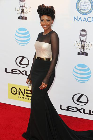 Teyonah Parris at Image Awards