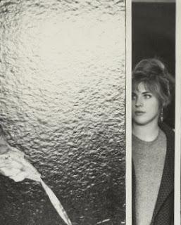 Pauline Boty, by Lewis Morley