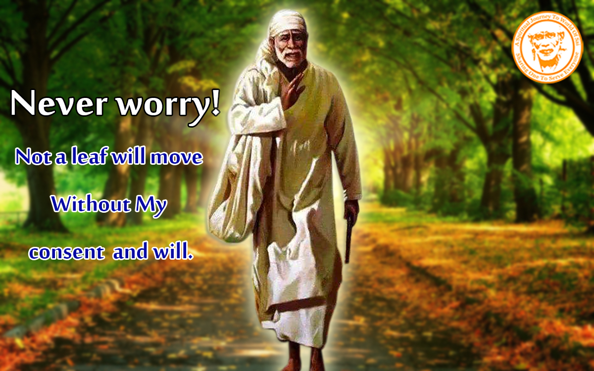 Fall Home Wallpaper A Couple Of Sai Baba Experiences Part 973 Devotees