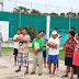 El Ayuntamiento de Valladolid fomenta el deporte en el penal de Ebtún