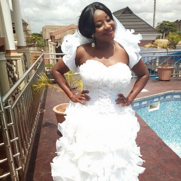 Nollywood By Mindspace: CHECK OUT INI EDO, YVONNE OKORO IN