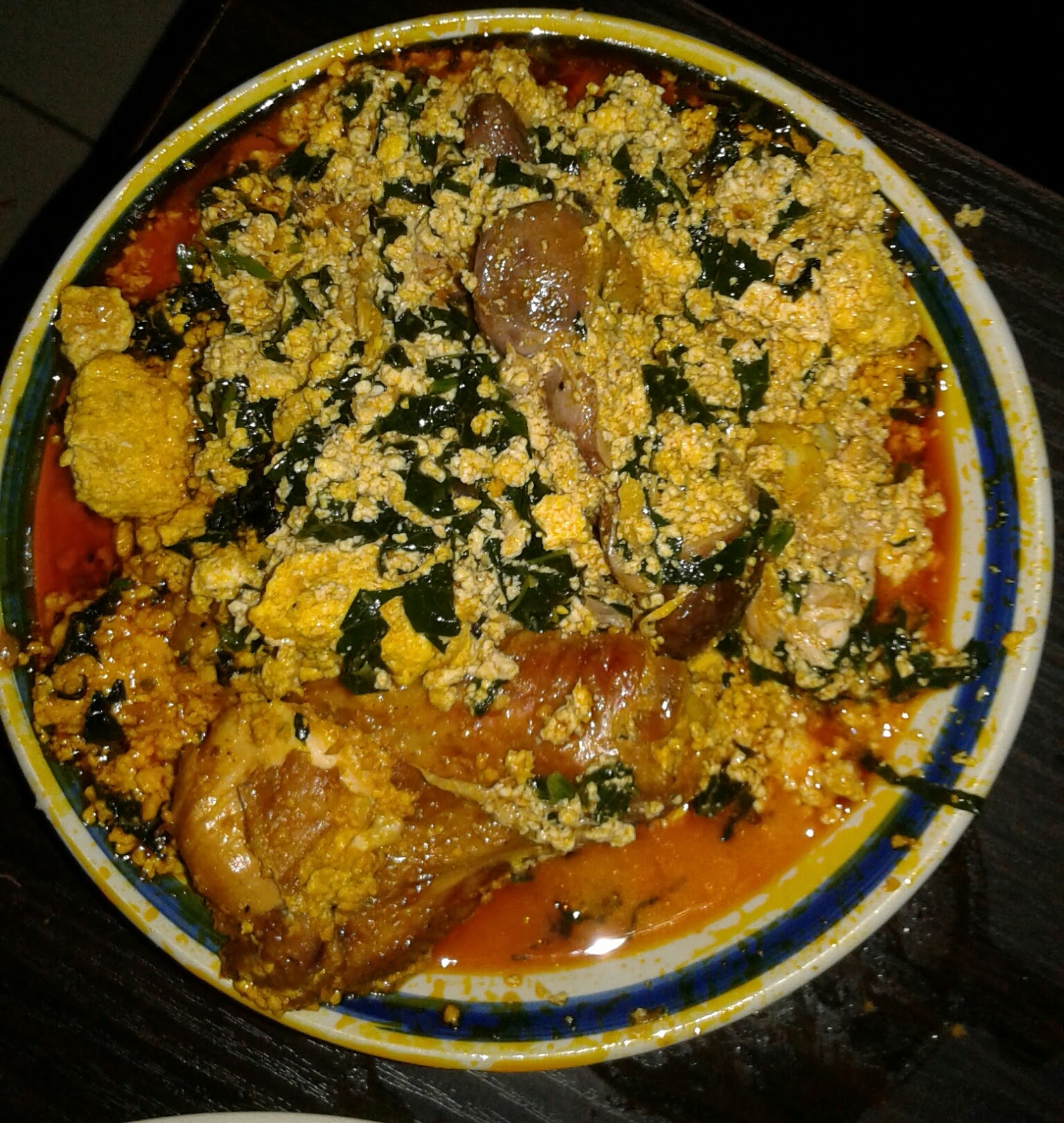 Egusi Soup Is One Of The Most Common Soups We Make Here In Nigeria And One Of The Best Soups For Many Hardly Would You Hear Anyone Mentioning Their