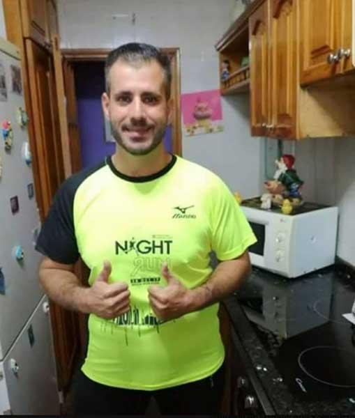 Aridani Dávila ha sido localizado en buen estado, hombre de 34 años que se encontraba como desaparecido en Las Palmas de       Gran Canaria