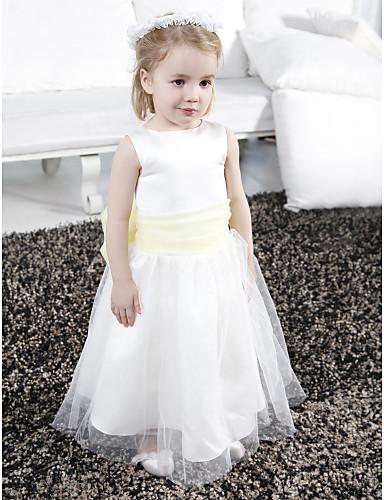 vestidos de comunion para niña Largos
