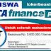 Pendaftaran Beasiswa S1 BCA Finance Tahun 2018-2019