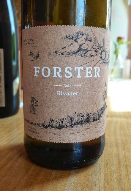 Rivaner vom Weingut Forster an der Nahe