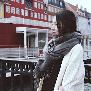 Syal Wanita Cantik Model Terbaru Januari 2018