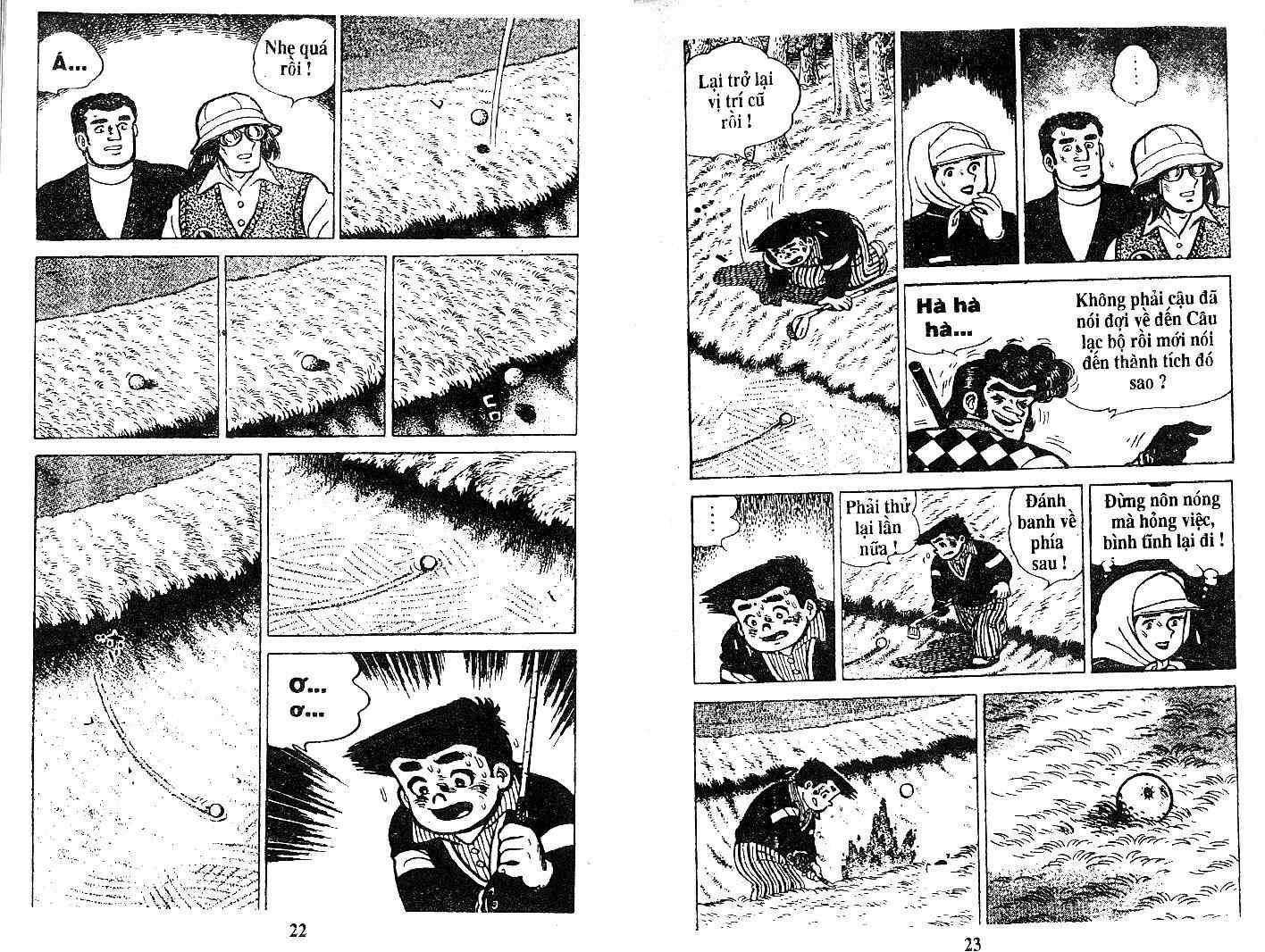 Ashita Tenki ni Naare chapter 24 trang 9