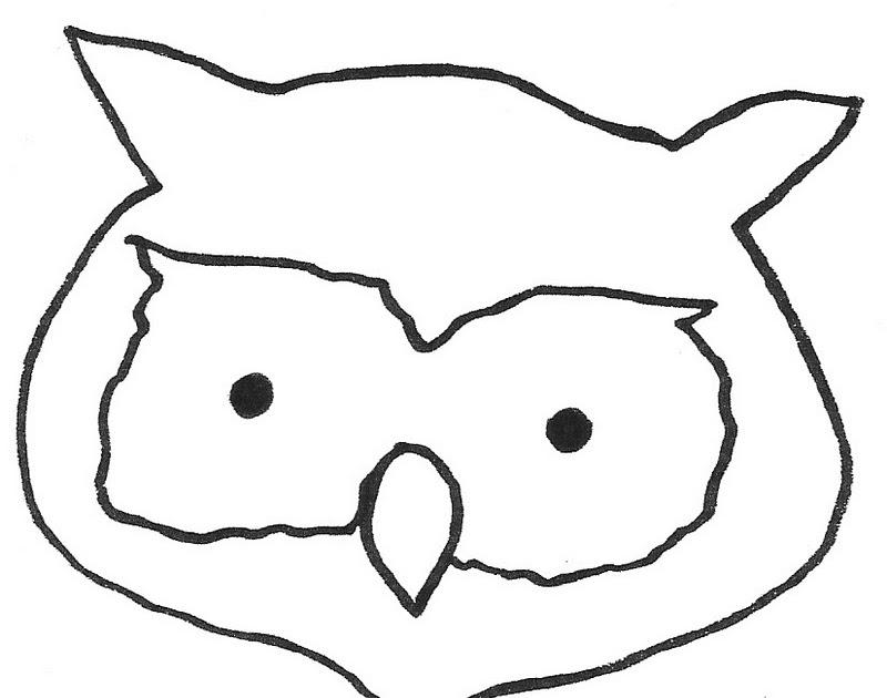 Thy Word: Owl paper bag puppet {Kindergarten craft}