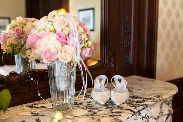 Hochzeit in der Villa Rothschild