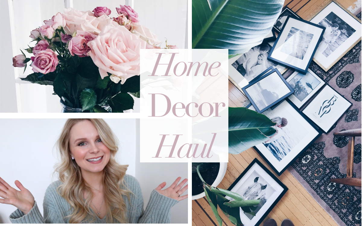 youtube video about home decor from home sense