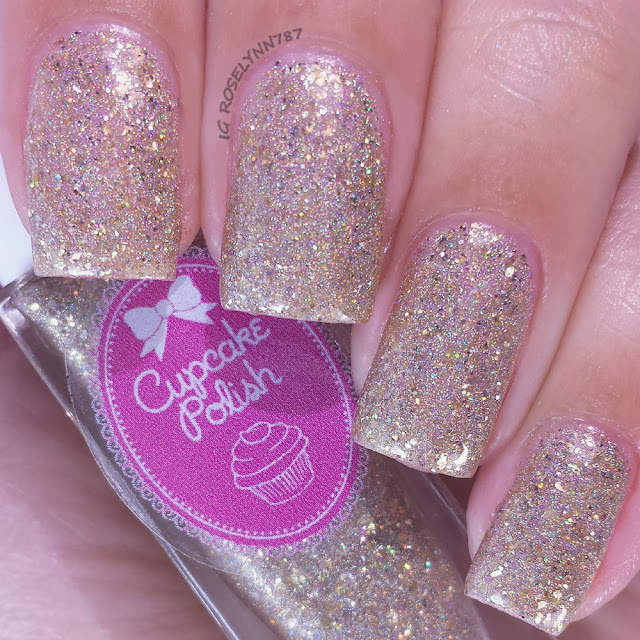 Cupcake Polish - Ornamentary My Dear
