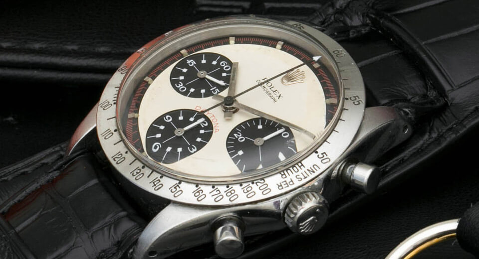 Paul Newman S Rolex Daytona Sells For Record 17 7 Million Car News