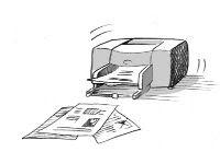 Como imprimir seu currículo numa única folha frente e