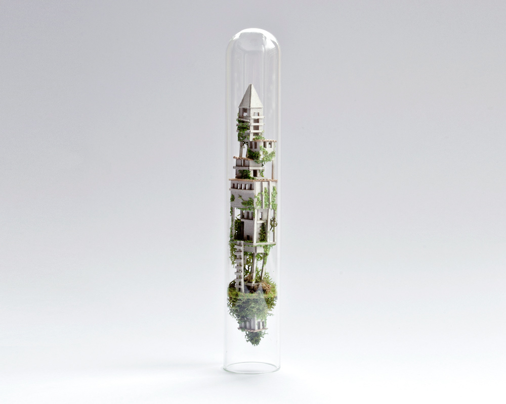 01-Rosa-de-Jong-Architectural-Miniature-Worlds-Inside-Glass-Test-Tubes-www-designstack-co