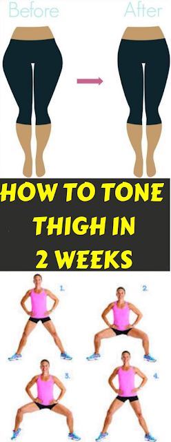 How To Tone Thigh In 2 Weeks
