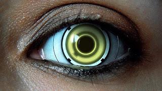 العين الالكترونيه
