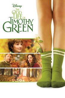 The Odd Life of Timothy Green มหัศจรรย์รัก เด็กชายจากสวรรค์