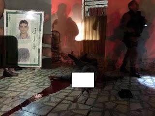 Homem reage a assalto e mata bandido em Cajazeiras