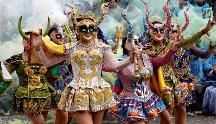 【En Vivo】 Carnaval de Oruro 2019