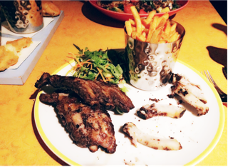 Turtle Bay, Turtle Bay Cardiff, Cardiff Restaurants, Caribbean Restaurants, Jerk Pork, Jerk Pork Ribs, Jamaican Food