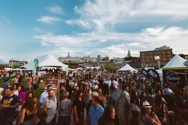 Festibière de Québec 2017 Étienne Dionne photographe
