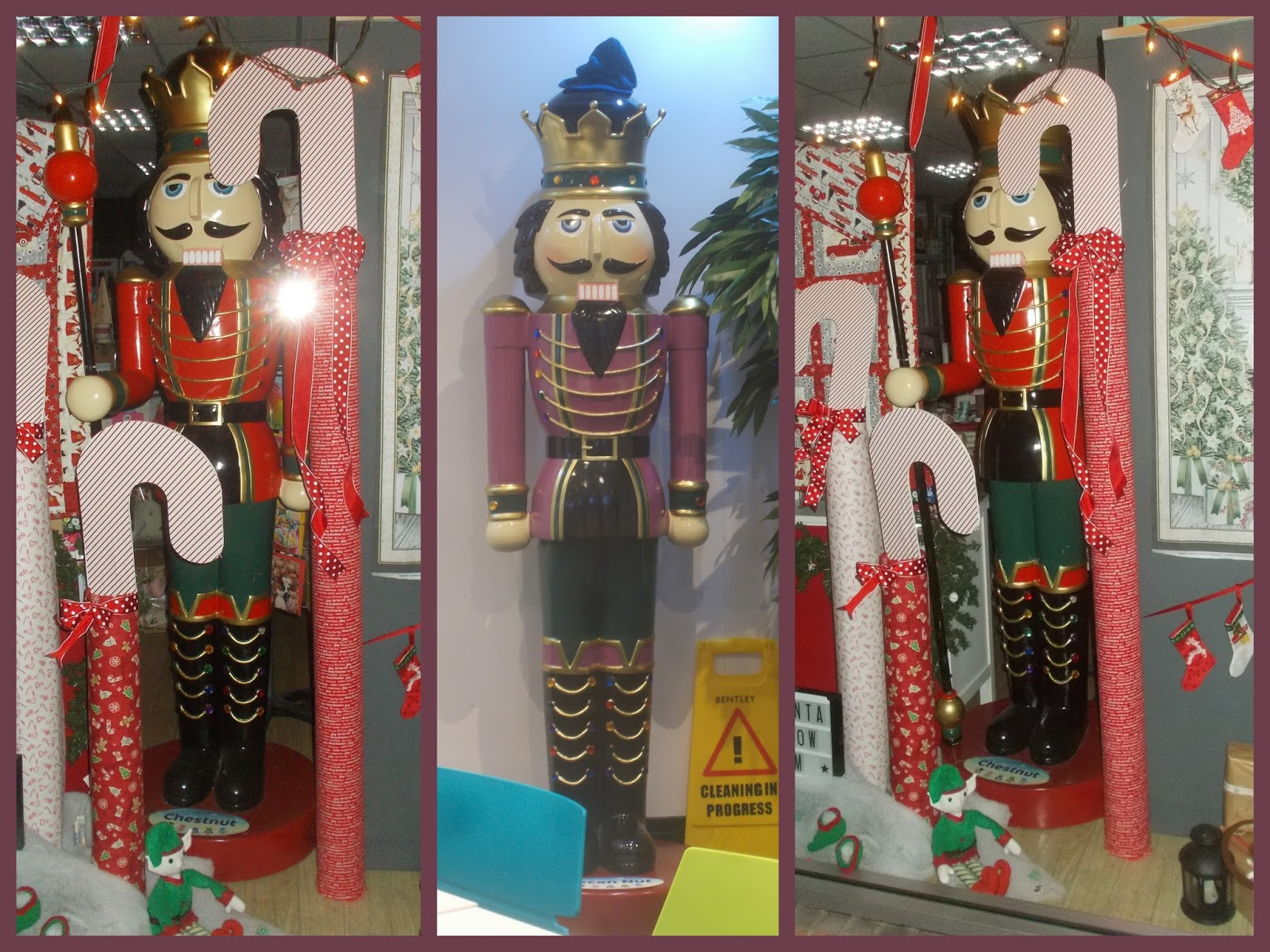 N is for nuts nutcrackers part two nutty kings small for 4 foot nutcracker decoration