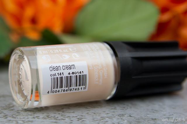 Edding L.A.Q.U.E. - 141 clean cream