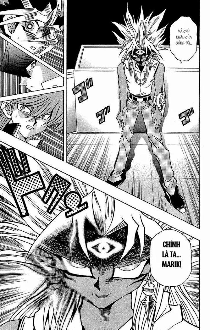 YUGI-OH! chap 217 - bóng tối thức tỉnh trang 14