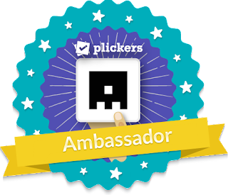 Plickers Ambassador badge