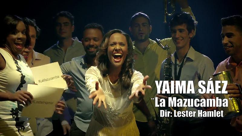 Yaima Sáez - ¨La Mazucamba¨ - Videoclip - Dirección: Lester Hamlet. Portal Del Vídeo Clip Cubano