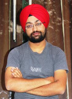 punjabi writer deep jagdeep singh