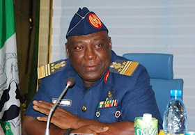 Former Chief of Defence Staff, Alex Badeh, detained by EFCC