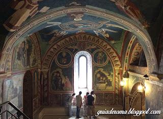 Afrescos do Monastério de São Bento