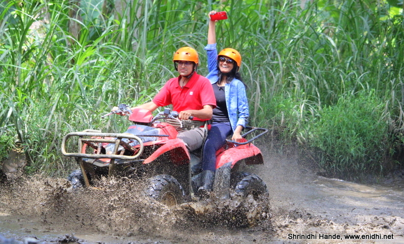 Bali's longest n spectacular ATV trail experience with Bali