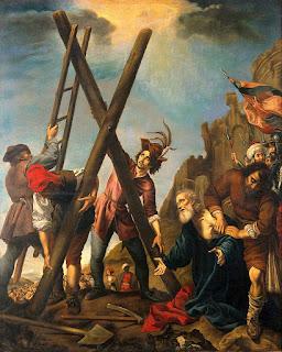 Crucificarea Sfântului Andrei