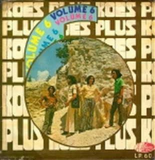 Koes Plus - Bunga Di Tepi Jalan ( Karaoke )