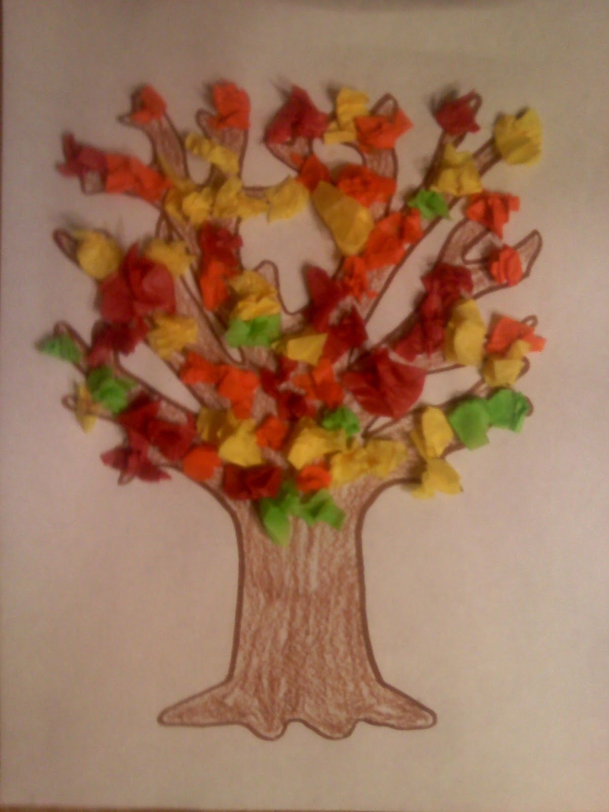 Crafts For Preschoolers October