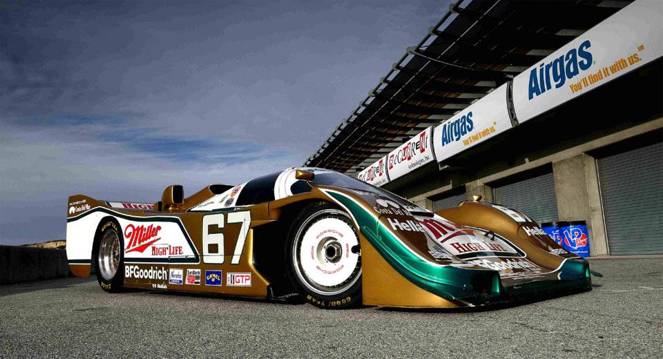 Daytona-Winning Porsche 962 Crossing The Auction Block